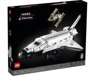 Set 10283-GB NASA Space Shuttle Discovery gebruikt deels gebouwd *B036