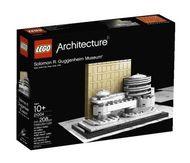 Set 21004 - Architecture: Solomon R. Guggenheim Museum- Nieuw