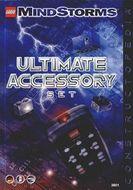 Set 3801 - Mindstorms: Ultimate Accessoires- Nieuw