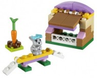 Set 41022-G - Friends: Bunny's Hutch D/H/97%- gebruikt