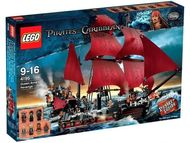 Set 4195 - Pirates of the Caribbean: Queen Anne's Revenge- Nieuw