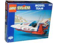 Set 5521 - Model Team: Sea Jet- Nieuw