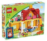 Set 5639 - DUPLO: DUPLO Playhouse- Nieuw