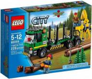 Set 60059 - Town: Logging Truck- Nieuw