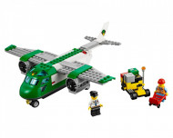 Set 60101 Airport Cargo Plane NIEUW