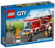 Set 60107 - Town: Fire Ladder Truck- Nieuw