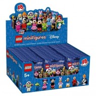 Set 6138971 COMPLETE DOOS 60 Minifigs DISNEY 1 NIEUW loc