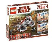 Set 66341 - Star Wars: Super Pack 8014-8015-8091- Nieuw