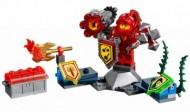 set 70331-G - Nexo knights: Ultimate Macy geen doos I/97%- gebruikt