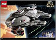 Set 7190 - Star Wars: Millennium Falcon- Nieuw