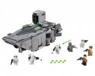 Set 75103-GB First Order Tranporter gebruikt deels gebouwd *B036