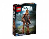 Set 75530-GB Chewbacca gebruikt deels gebouwd *B036