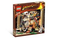 Set 7621 - Indiana Jones: Indiana Jones and the Lost Tomb- Nieuw