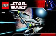 Set 7656 - Star Wars: General Grievous Starfighter- Nieuw