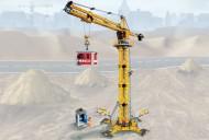 Set 7905-G - Town: Tower Crane zonder doos- Nieuw