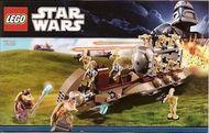 Set 7929 - Star WarsThe Battle of Naboo- Nieuw