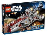 Set 7964 - Star Wars: Republic Frigate- Nieuw