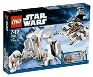Set 8089 - Star Wars: Hoth Wampa Cave- Nieuw