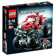 Set 8261 Technic Rally Truck-Nieuw