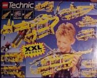 Set 8277 Technic Giant Model Set-Nieuw