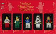 Set 852769 - Minifigs: 2010 Vintage Minifigure Collection Vol.5- Nieuw