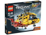 Set 9396 - Airport: Helicopter- Nieuw
