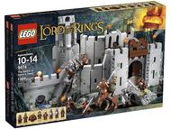 Set 9474 - The Lord of the Rings: The Battle of Helm's Deep- Nieuw