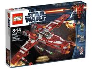 Set 9497 - Star Wars: Republic Striker-class Starfighter- Nieuw