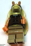 sw302 Star Wars:Gungan Soldier NIEUW loc
