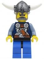 vik004G Vikingen- strijder gebruikt *0M0000