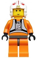 sw0019G Star Wars:Luke Skywalker (pilot) gebruikt loc