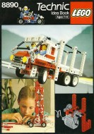 Set 8890 Technic Ideas book NIEUW loc