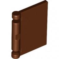 24093-88 Boekkaft bruin, roodachtig NIEUW *0D0000