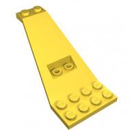 30118-3G Twee niveau vleugel 8x4 en 2x3 1/3 naar boven geel gebruikt *