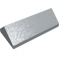 3041-86G DakNOK 45 graden 4x2 grijs, licht (blauwachtig) gebruikt *1L182