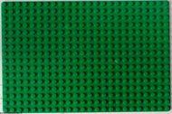 3334-6G Basisplaat 16x24 (geen nopgaten onder0 groen gebruikt *3K000