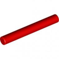 87994-5 Paal lengte 3 noppen rood NIEUW *0L0000