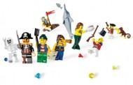 Set 6299-G - Pirates: Pirates Advent Calendar D/H/C 97-100%- gebruikt