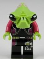 ac002G Alien Defence- Alien Pilot gebruikt *0L0000