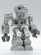 exf015G Exo Force, Robot Devestator 4 (zilver) gebruikt loc