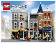 INS10255 10255 BOUWBESCHRIJVING- Assembly Square NIEUW *