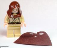 LEGO sw0206G Star Wars:Obi wan Kanobi (Vleeskleurig hoofd) gebruikt loc