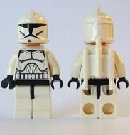 LEGO sw233 Star Wars:Clone Jet Trooper (Clone Wars) NIEUW loc