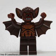 mof009 Monsters: Bat Monster NIEUW loc Halloween
