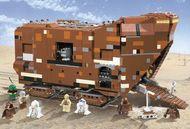 Set 10144 - Star Wars: Sandcrawler- Nieuw