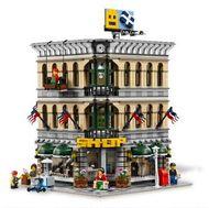 Set 10211-G - Modular Buildings: Grand Emporium (geen doos)- gebruikt