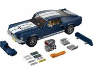 Set 10265-GB Ford Mustang gebruikt deels gebouwd *B036