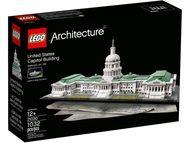 Set 21030 - Architecture: United States Capitol Building- Nieuw