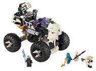 Set 2506 - Ninjago: Skull Truck- Nieuw