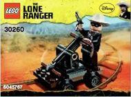 Set 30260 - Lone Rangers: Lone Ranger's Pump Car polybag (polybag)- Nieuw